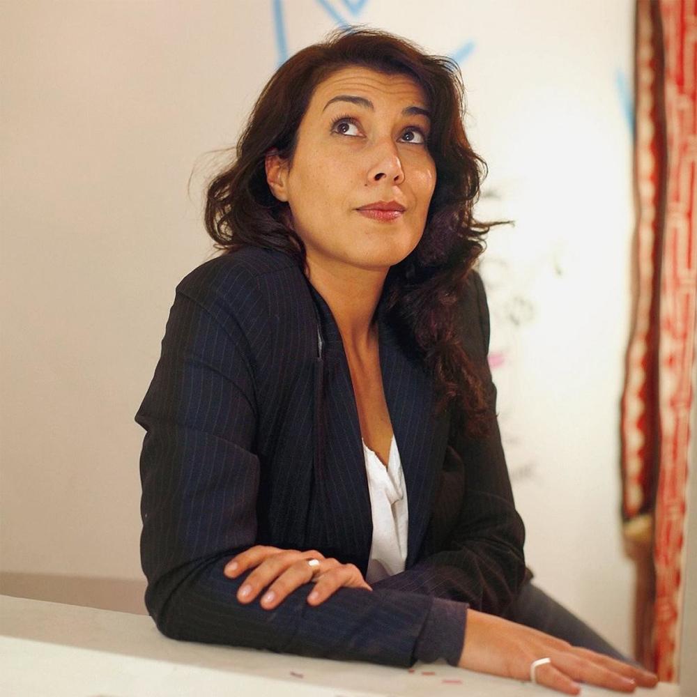 Conférence de Mme Nadia Khiari