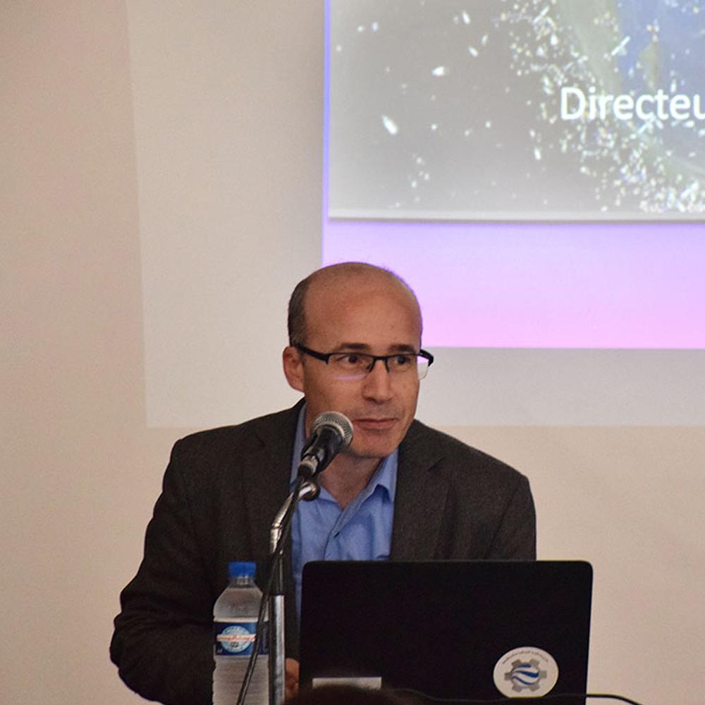 Conférence de M. Mehrez Zribi