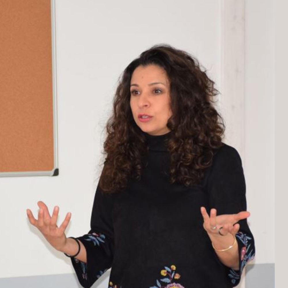 Conférence de Mme Amel Saidane