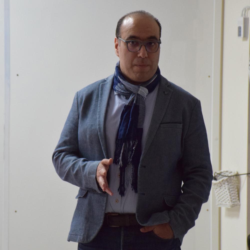 Conférence de M. Kais Assali