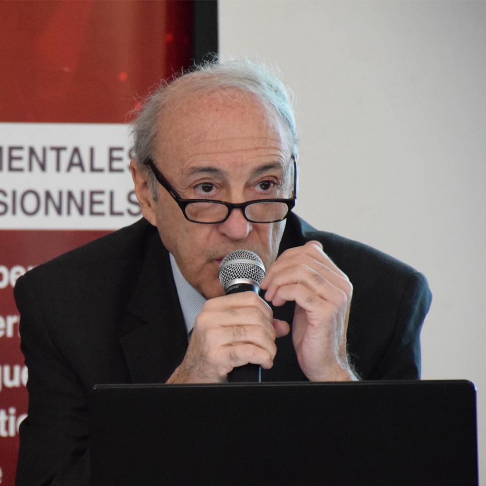 Conférence de M. Afif Chelbi