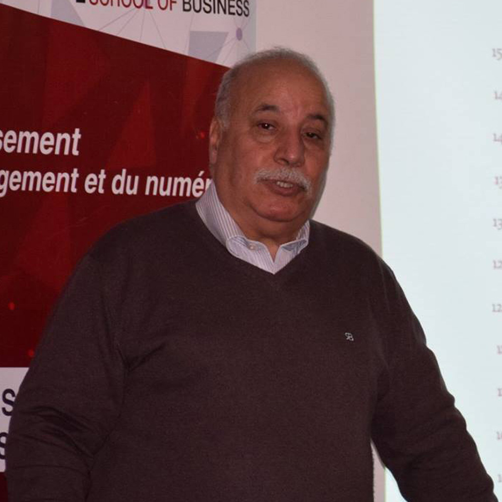 Conférence de M. Hafedh Chekir