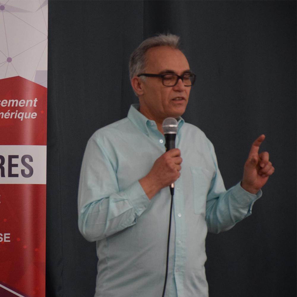 Conférence de M. Samir Borgi