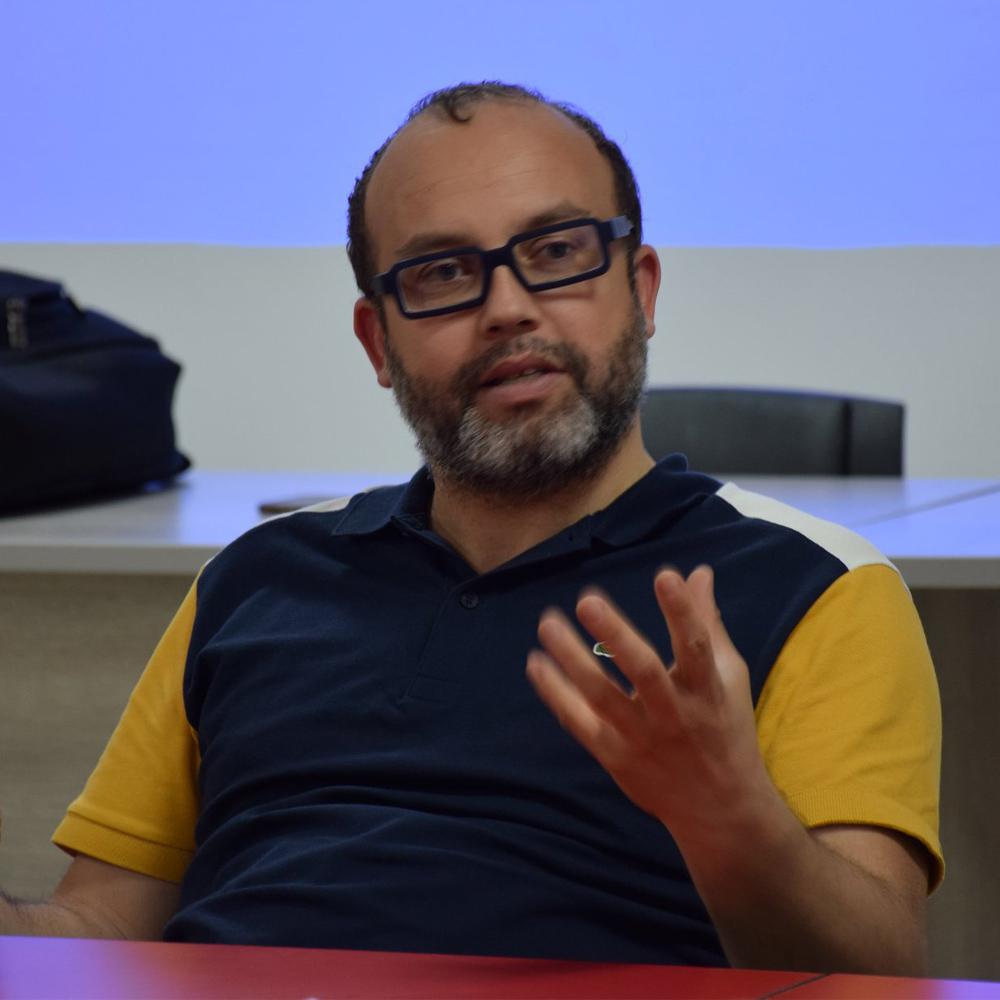 Conférence de M. Borhene Dhaouadi