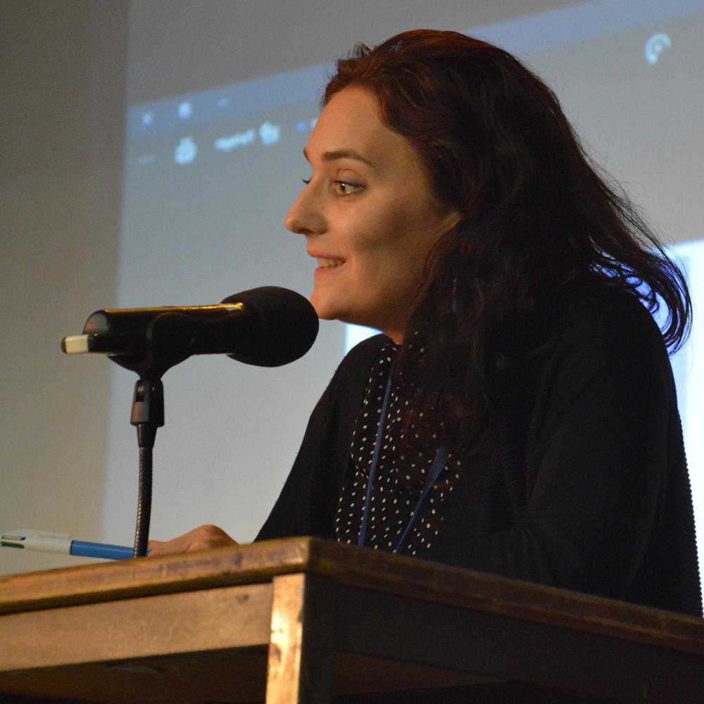 Conférence de Mme Betty Rouland