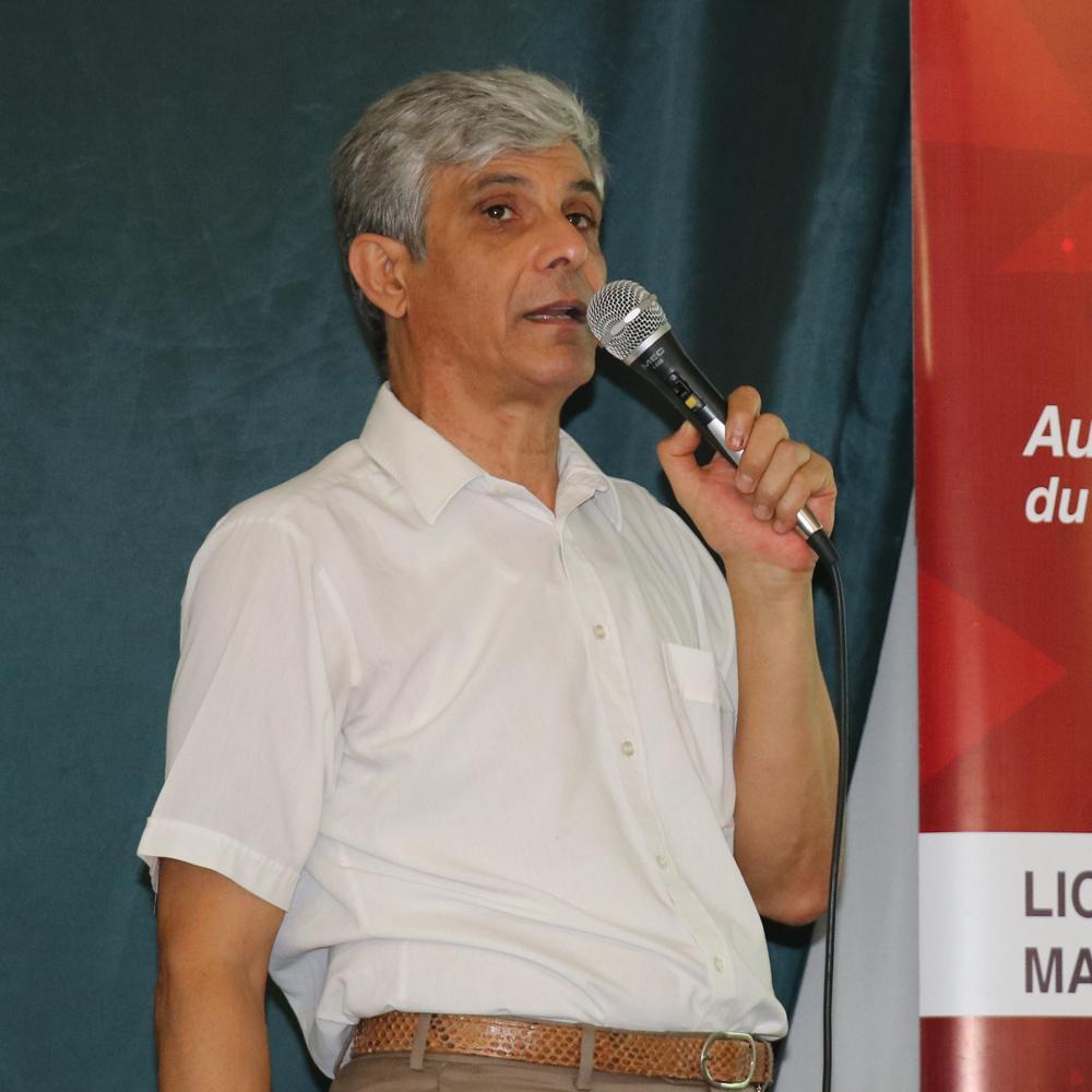 Conférence de M. Mohamed Louadi
