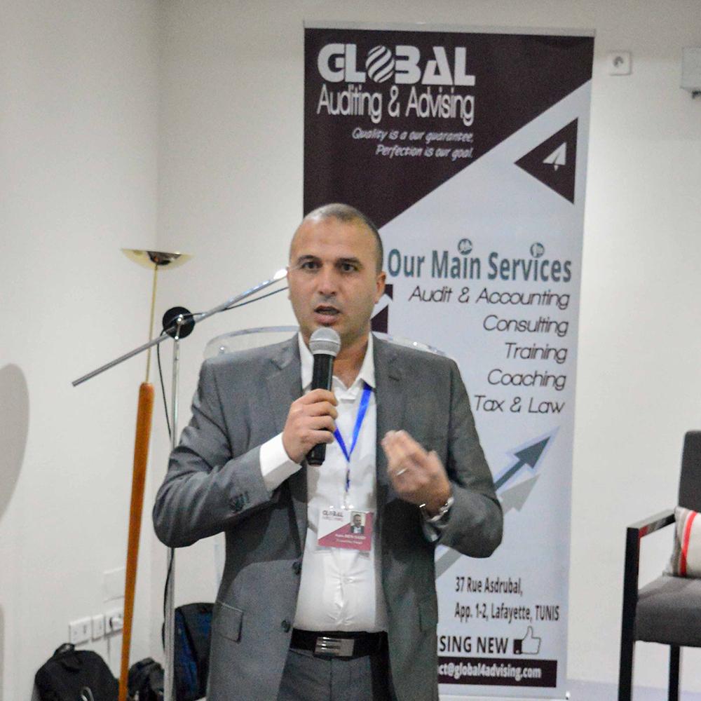Conférence de M. Anis Ben Said
