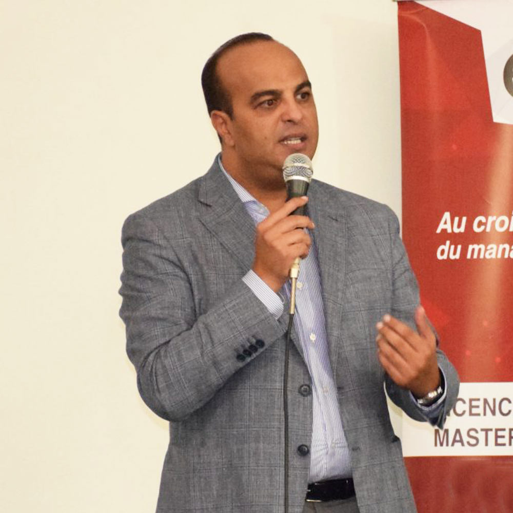 Conférence de M. Sehl Zargouni