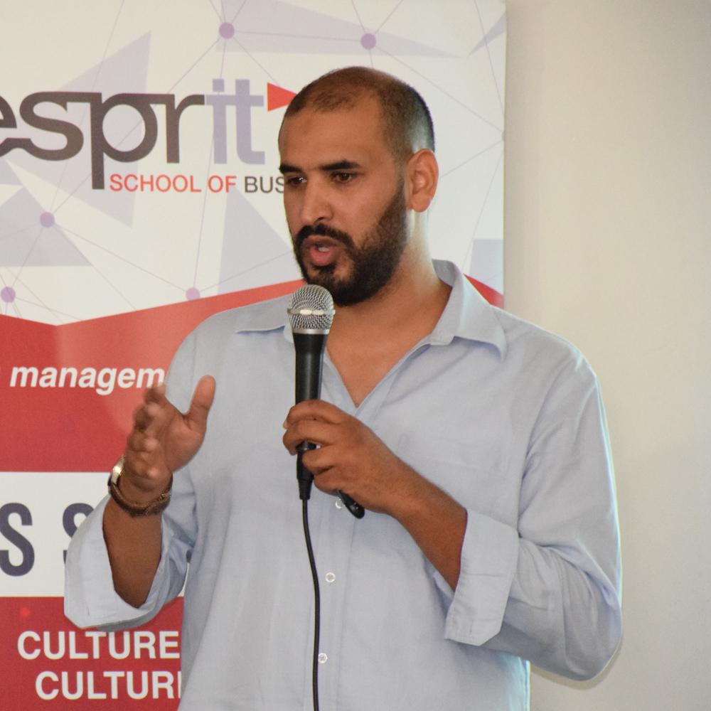 Conférence de M.  Mohamed wahb Ouertani