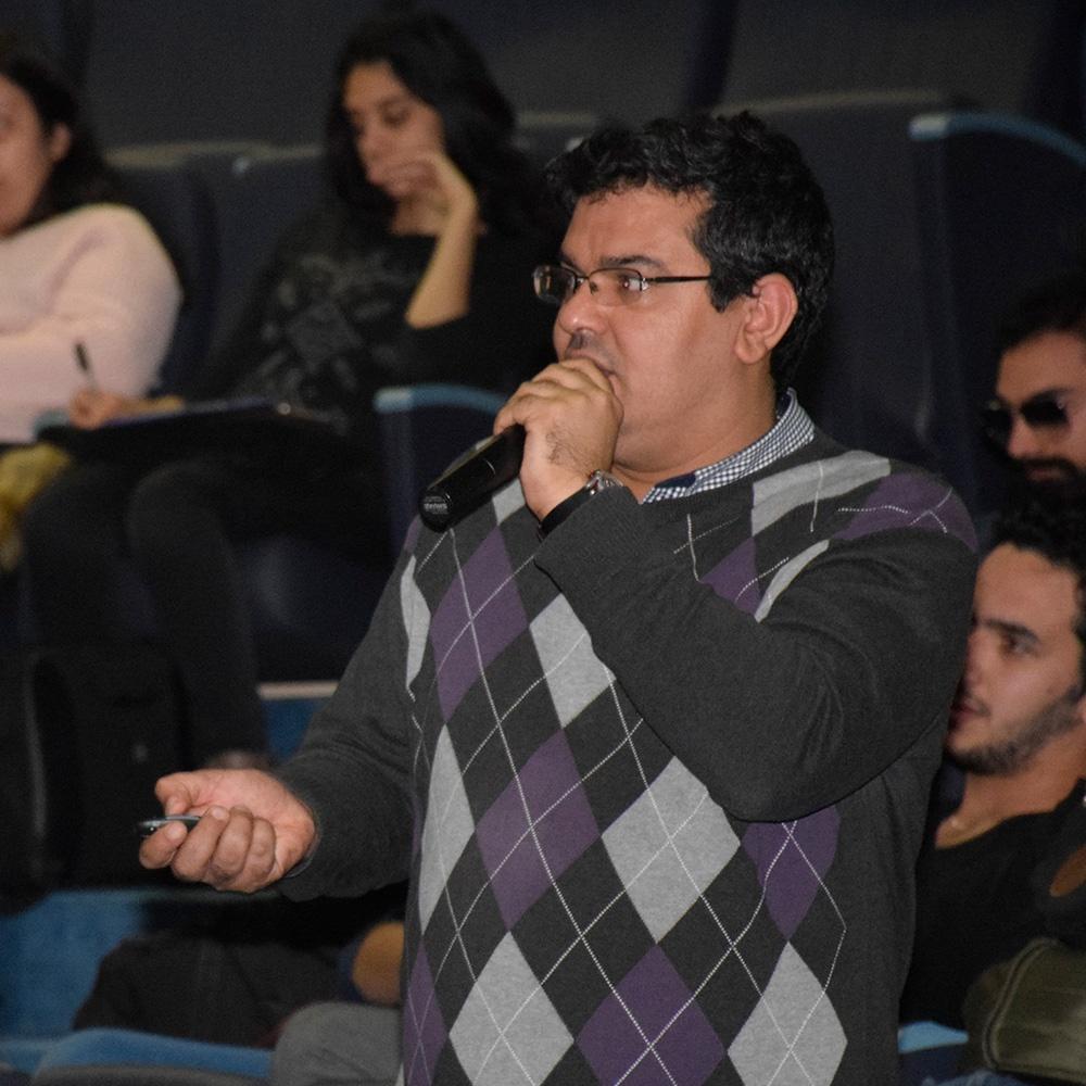 Conférence de M. Ahmed Rebai