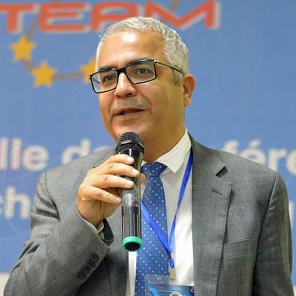 Conférence de M. Hichem Besbes