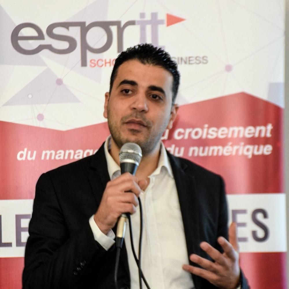 Conférence de M. Hatem Ammar