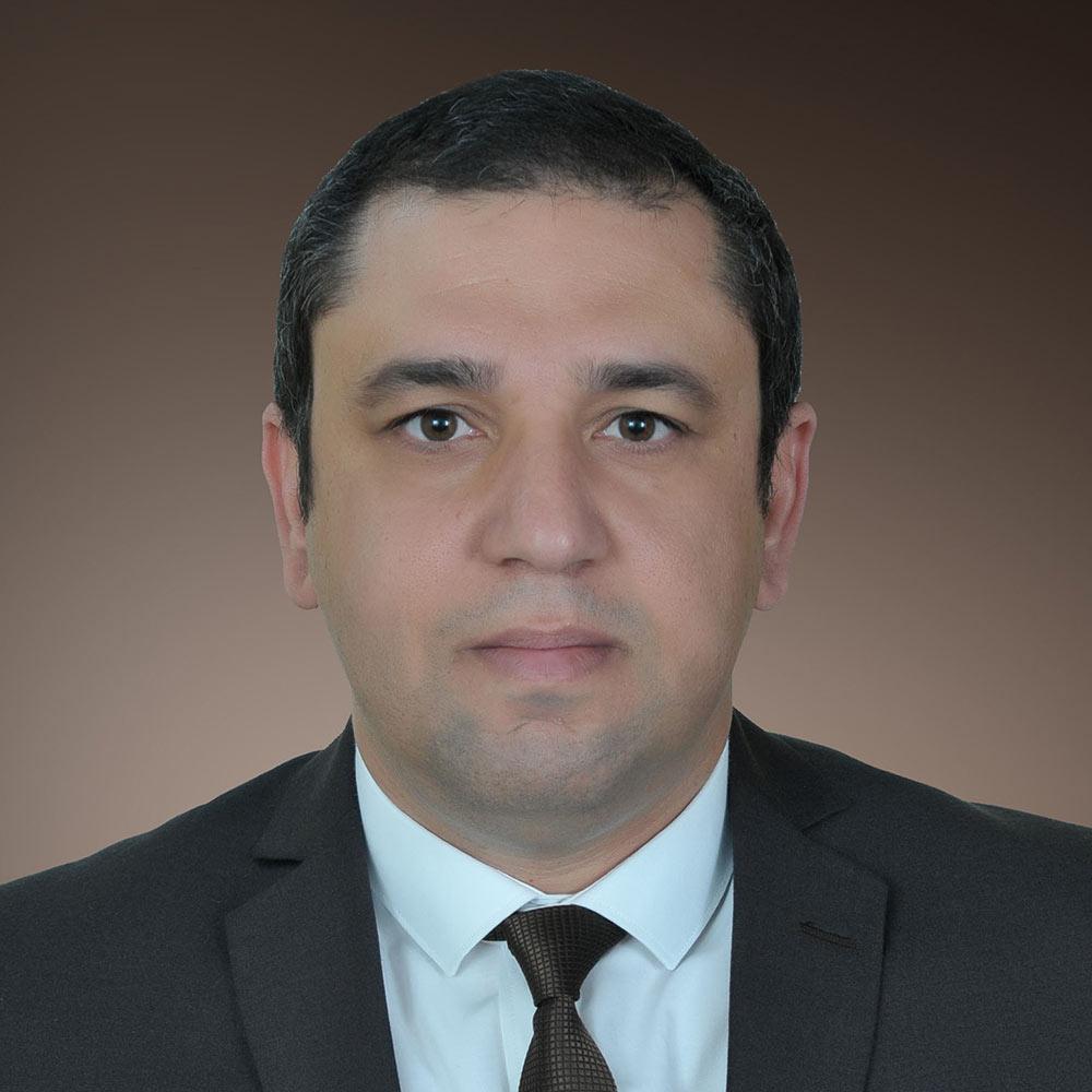 Visioconférence de M. Mohamed Karim Azib