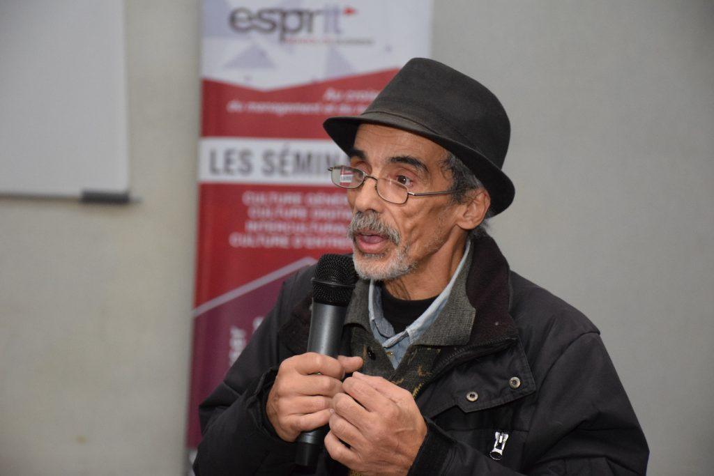 Conférence de M. Hamideddine Bouali