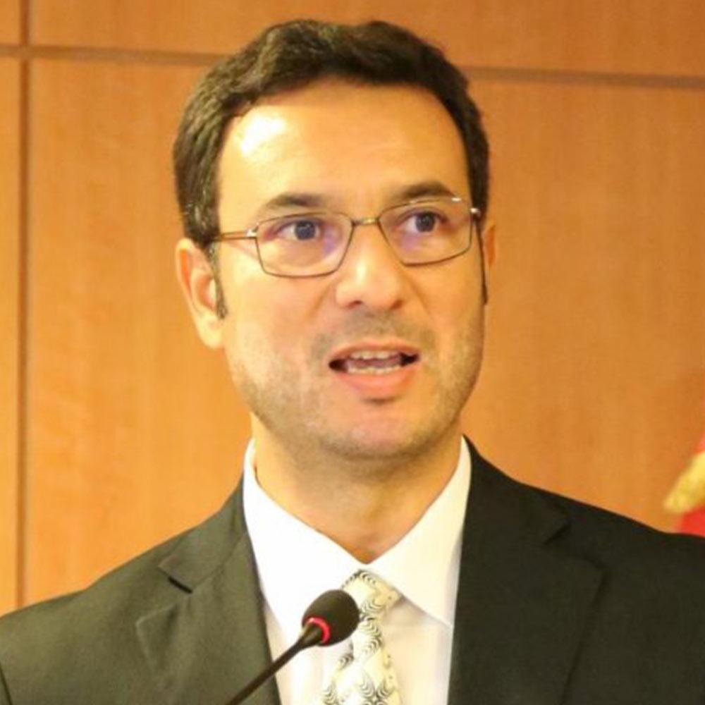 Conférence de M. Mahmoud Sami Nabi