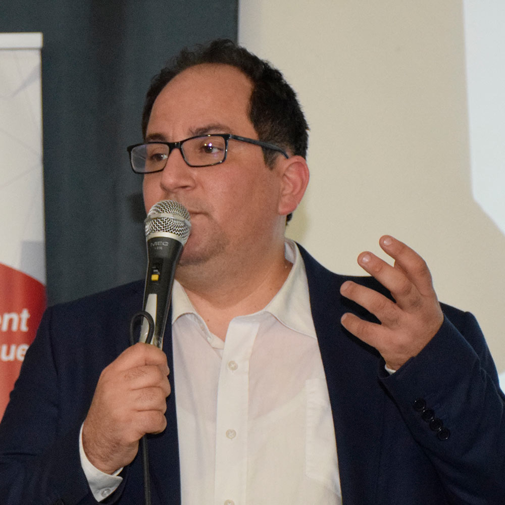 Conférence de M. Mehdi Ellouz