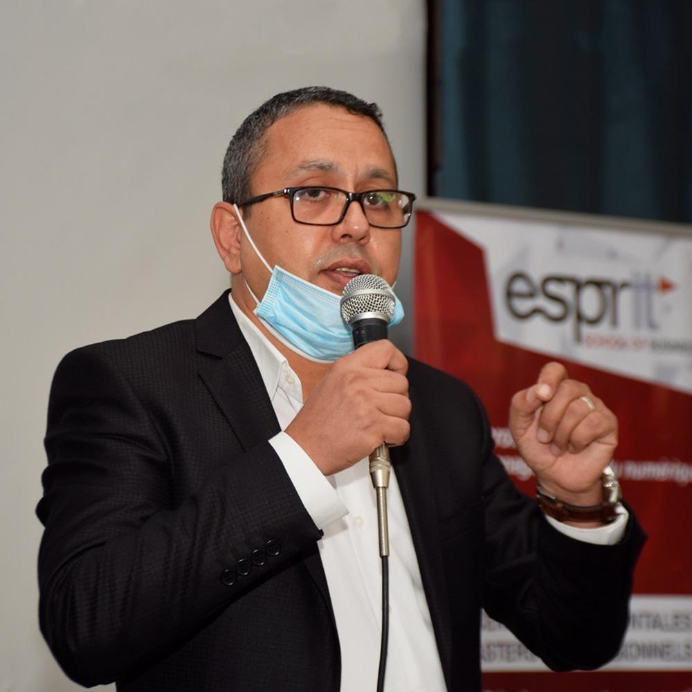 Conférence de M. Mounir Aissaoui