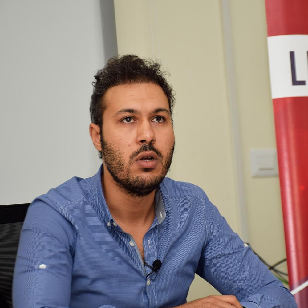 Conférence de M. Khalil Naffeti