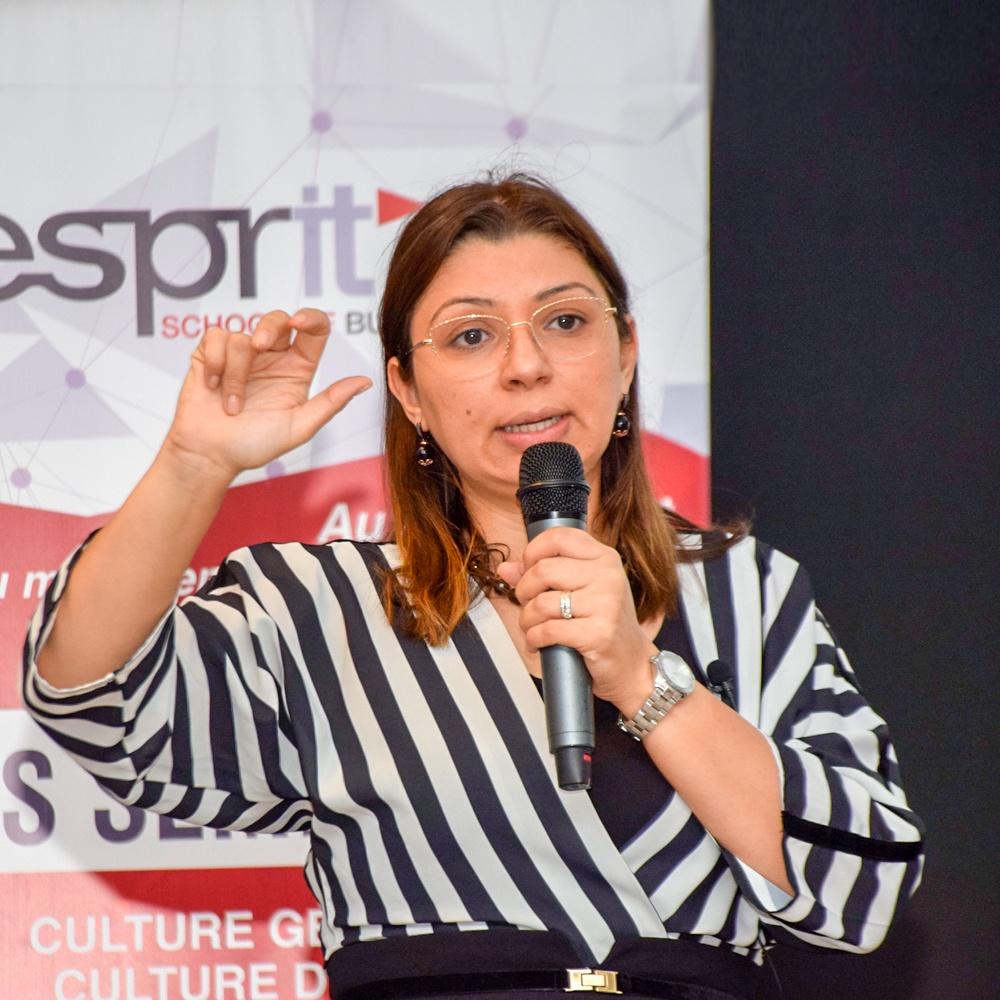 Conférence de Mme Nadia Yaich