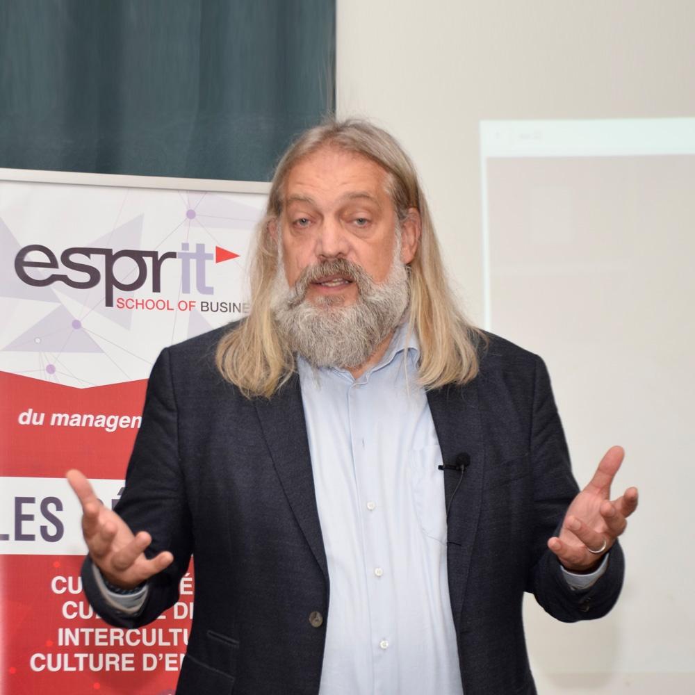 Conférence de M. Laurent Hanout