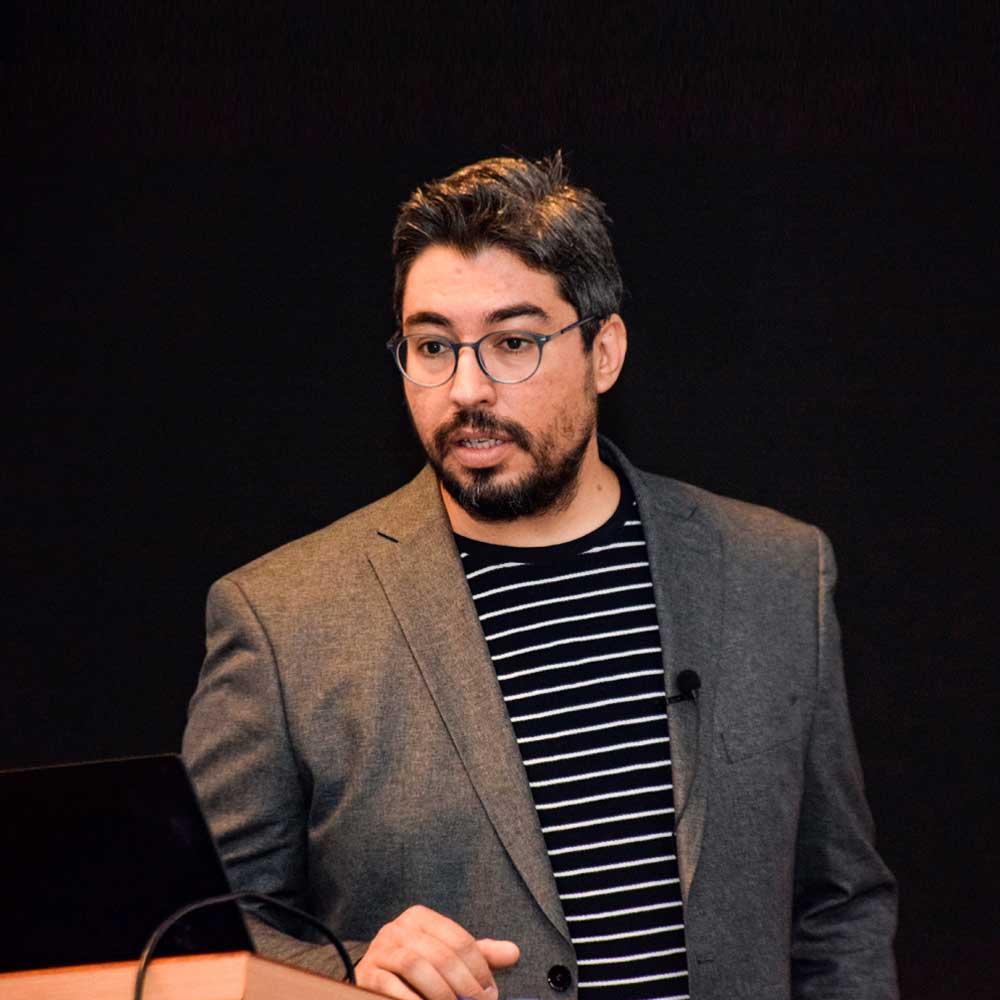Conférence de M. Ghazi Khodjet El Khil
