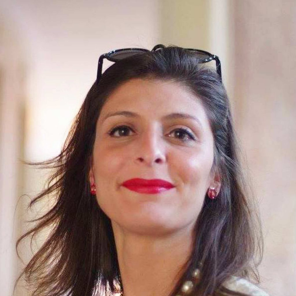 Conférence de Mme Amina Azouz