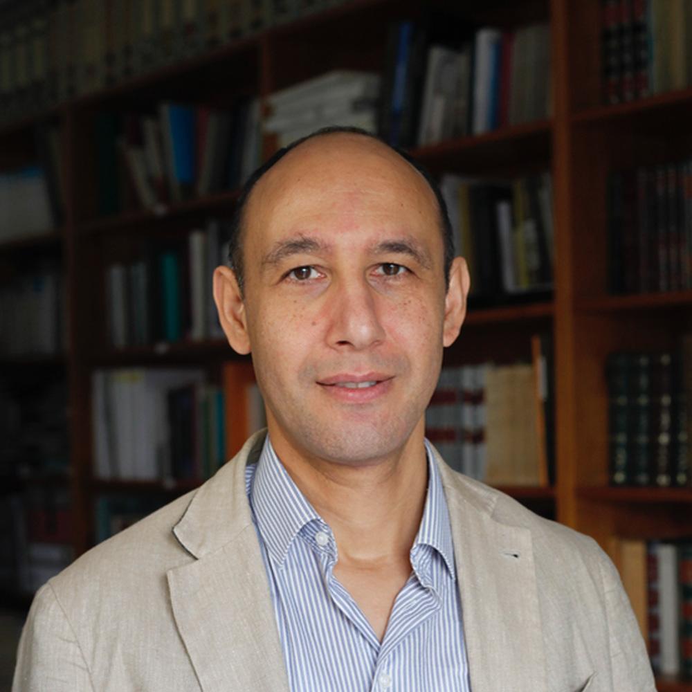Conférence de M. Anas Ghrab