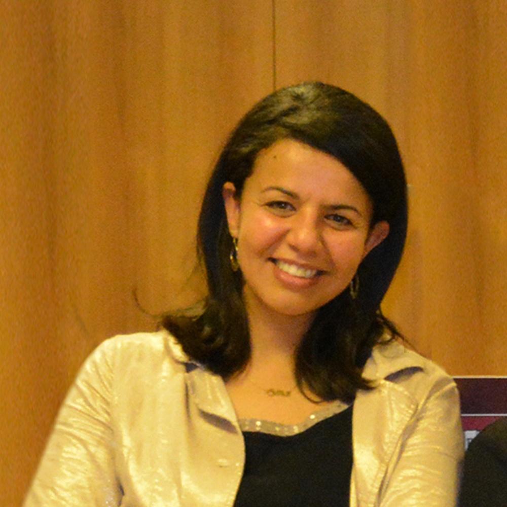Conférence de Mme Sihem Lamine